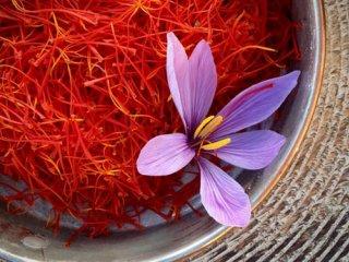 کنترل سرطان با گیاه زعفران