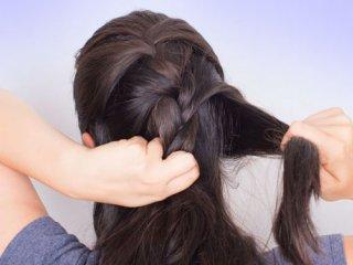 گیس کردن مو | روش های گیس کردن مو