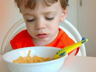 مبارزه با بدغذایی کودک!