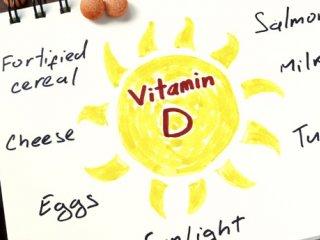 کمبود ویتامین D و راهکارها
