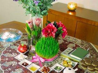 سنت های نوروز در تهران قدیم