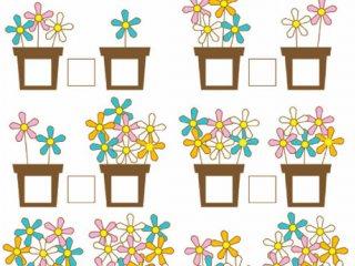 تعداد گل ها