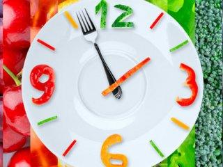 نقش ساعت شب و روز در كاهش وزن