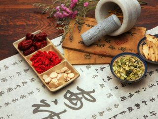 اصول درمان در طب چینی
