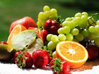 میوه زیاد و كودك باهوش