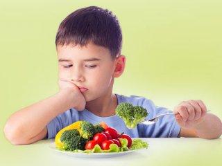 بدغذایی های کودک