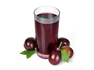 نوشیدنی آلو با عطر آویشن