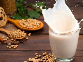 یافته های جدید در مورد شیر سویا