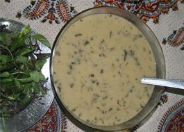 آش کارده شیرازی - شیـراز