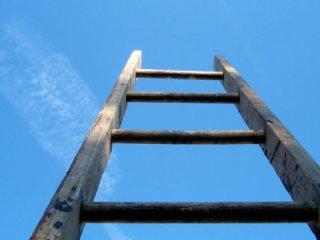 نردبان تغییر در زندگی