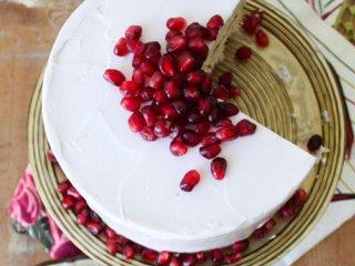 کیک انار (شب یلدا)