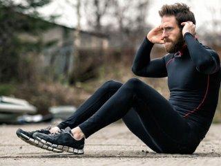چهار حرکت ورزشی برای داشتن شکم تخت