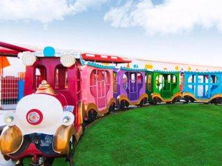 نوروز با مراکز تفریحی کودکان