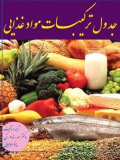 جدول ترکیبات مواد غذایی
