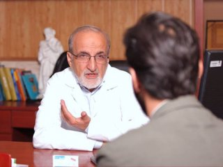 پروفسور رضا ملک زاده: توانستیم داروی درمان هپاتیت C را تولید کنیم