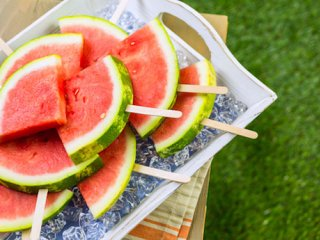 تغذیه در روزهای گرم تابستان