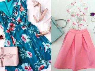 ست کردن رنگ لباس ها در تابستان