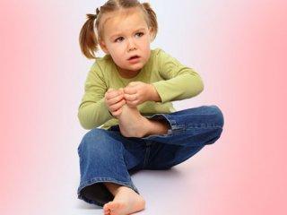 درد دوران رشد در کودکان