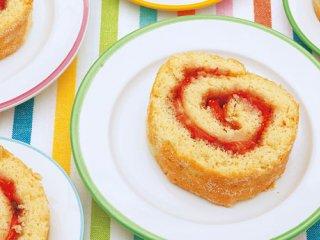 کیک رولی