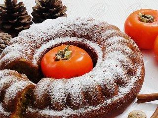 کیک خرمالو خوش طعم+ طرز تهیه