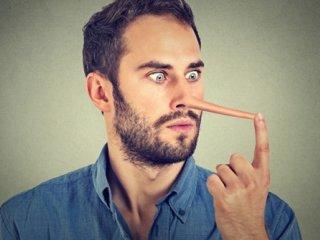 دماغ وقتی دروغ میگوییم کوچک میشود نه بزرگ!