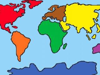 قاره هایزمین