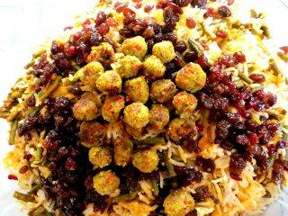 پلو لوبیا سفید؛ غذایی گمشده در سفره ایرانی