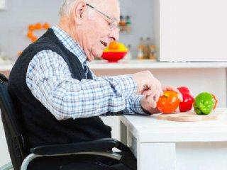 توصیه های غذایی برای ویلچر نشینان