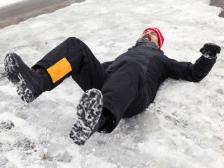 خطرات زمستانی که سالمندان را تهدید می کند!