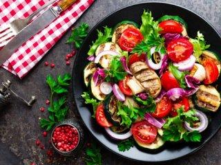 ریتم موزون قلب با گیاه خواری