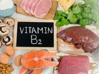 ریبوفلاوین موجود در انواع مواد غذایی