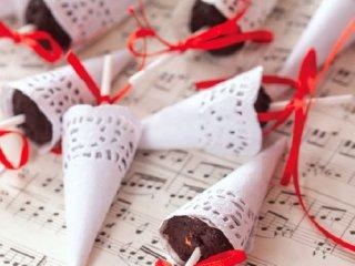 چترهای شکلاتی