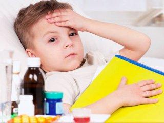 ریشه های بیماری های کودکان