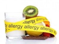 آلرژی غذايی