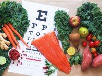 رژيم غذايی و سلامت چشمها- قسمت اول