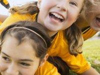 شادی و نشاط با ورزش
