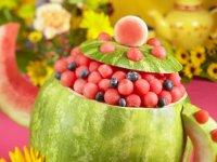 خوراكی های بلندترين شب سال (1)