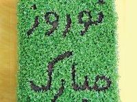 سبزه نوروز مبارك