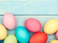 تخم مرغ نوروزی با رنگ طبيعی