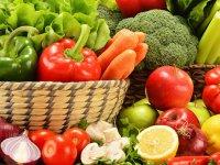 قلبی سالم با میوه و سبزیجات
