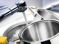 روش های برق انداختن ظروف استیل