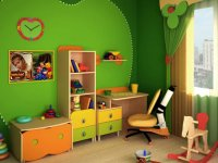 دکوراسیون اتاق بازی کودک با ایده های خلاقانه