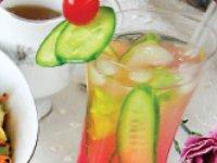 نوشیدنی انار و كرفس