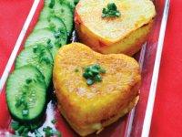 راتاتوی برنج و سیبزمینی