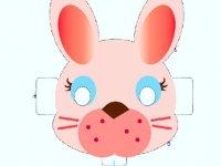 ماسک خرگوش