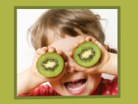 کیوی؛ میوهای مناسب برای کودکان