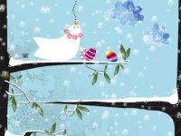 برف و عروسی