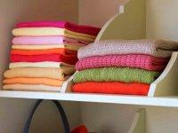 جمع کردن لباس های زمستانی