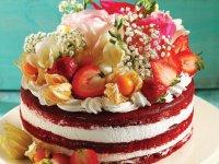 کیک قرمز مخملی