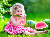 میوه ها و سبزی ها انتخاب های سالم برای کودکان